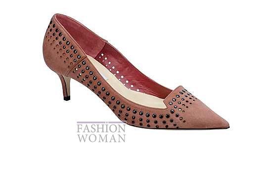 Женская обувь Jimmy Choo весна-лето 2014 фото №49