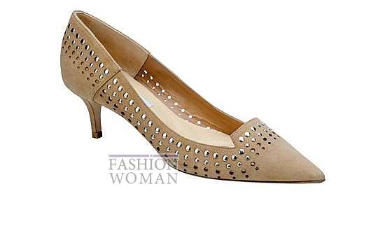 Женская обувь Jimmy Choo весна-лето 2014 фото №52
