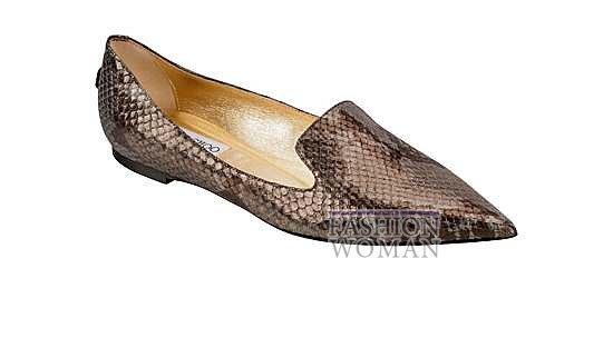 Женская обувь Jimmy Choo весна-лето 2014 фото №56