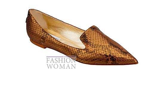 Женская обувь Jimmy Choo весна-лето 2014 фото №57