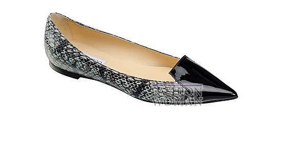 Женская обувь Jimmy Choo весна-лето 2014 фото №59