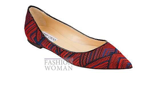 Женская обувь Jimmy Choo весна-лето 2014 фото №61