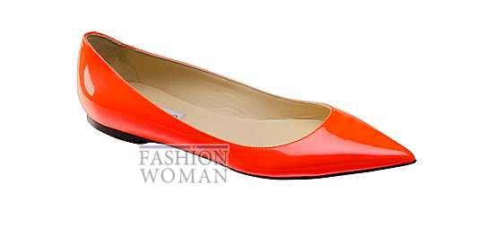 Женская обувь Jimmy Choo весна-лето 2014 фото №63