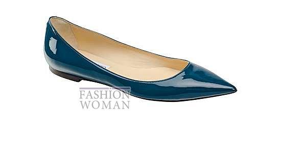 Женская обувь Jimmy Choo весна-лето 2014 фото №64