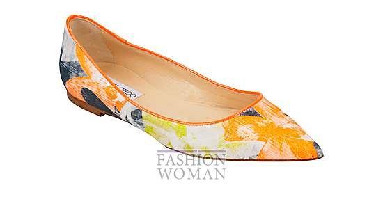 Женская обувь Jimmy Choo весна-лето 2014 фото №68