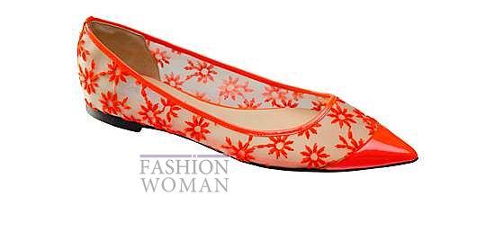Женская обувь Jimmy Choo весна-лето 2014 фото №70