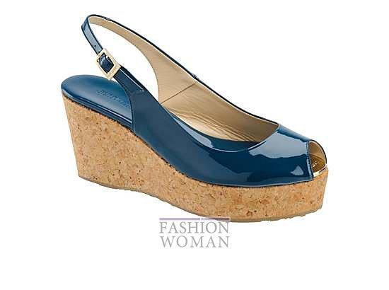 Женская обувь Jimmy Choo весна-лето 2014 фото №71