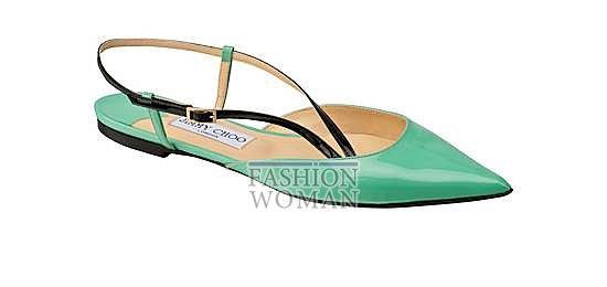 Женская обувь Jimmy Choo весна-лето 2014 фото №74