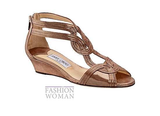 Женская обувь Jimmy Choo весна-лето 2014 фото №76