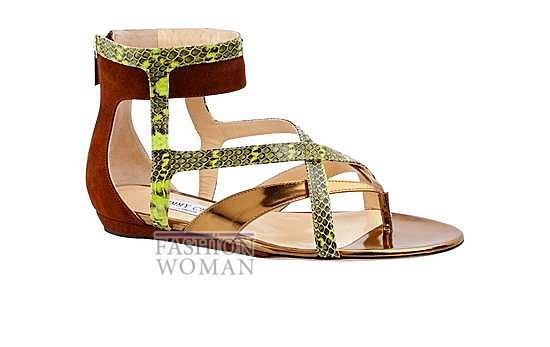 Женская обувь Jimmy Choo весна-лето 2014 фото №80