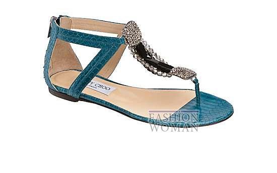 Женская обувь Jimmy Choo весна-лето 2014 фото №84