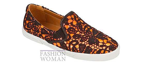 Женская обувь Jimmy Choo весна-лето 2014 фото №86