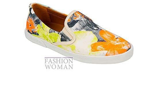 Женская обувь Jimmy Choo весна-лето 2014 фото №87