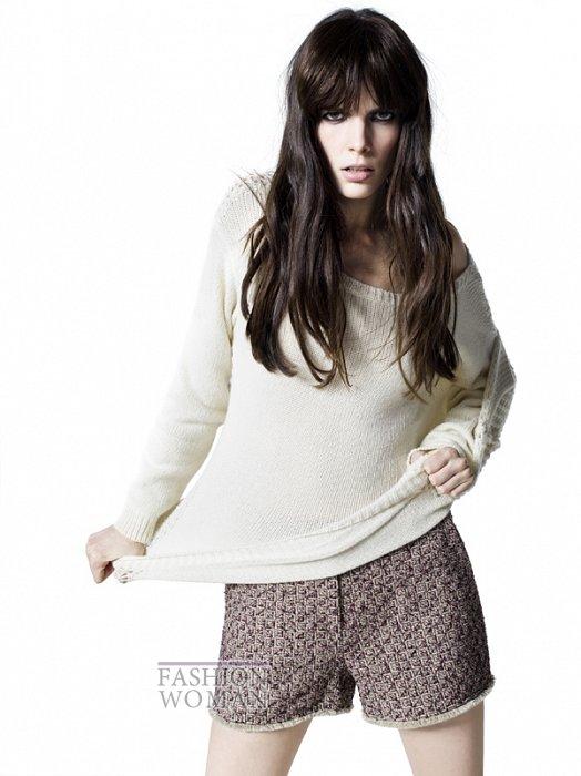 Женская одежда Sisley осень-зима 2013-2014 фото №2