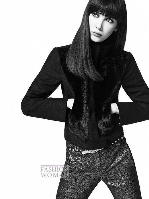 Женская одежда Sisley осень-зима 2013-2014 фото №11