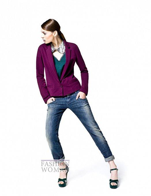 Женская одежда Sisley осень-зима 2013-2014 фото №17