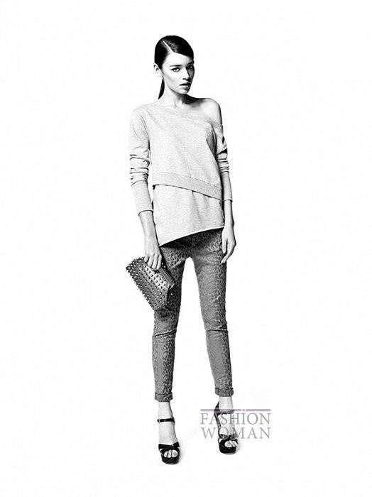 Женская одежда Sisley осень-зима 2013-2014 фото №18