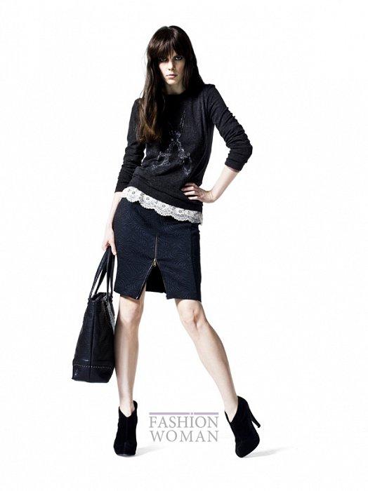 Женская одежда Sisley осень-зима 2013-2014 фото №3