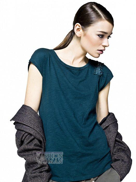 Женская одежда Sisley осень-зима 2013-2014 фото №43