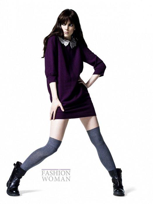 Женская одежда Sisley осень-зима 2013-2014 фото №45