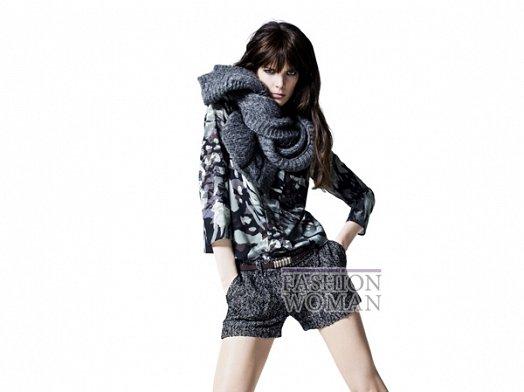 Женская одежда Sisley осень-зима 2013-2014 фото №47