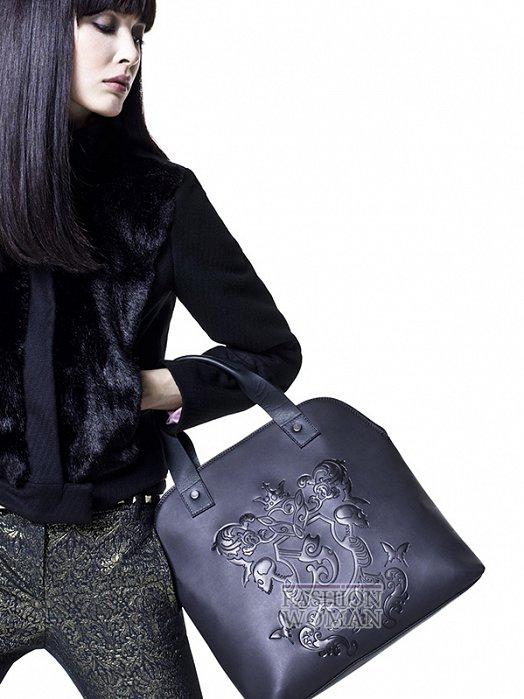 Женская одежда Sisley осень-зима 2013-2014 фото №8