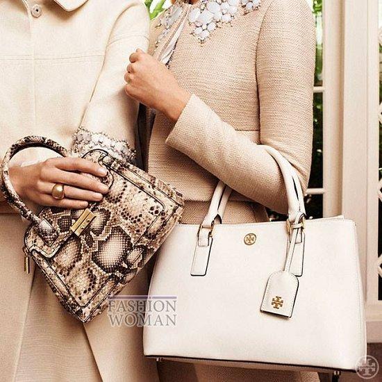 Женская одежда Tory Burch весна 2014 фото №7