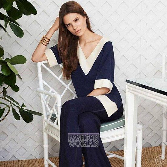 Женская одежда Tory Burch весна 2014 фото №19