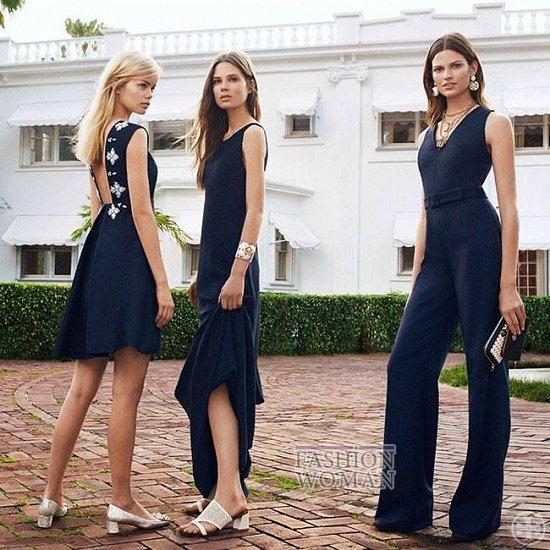 Женская одежда Tory Burch весна 2014 фото №21
