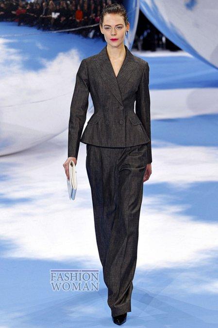 Женские костюмы осень-зима 2013-2014 фото №7
