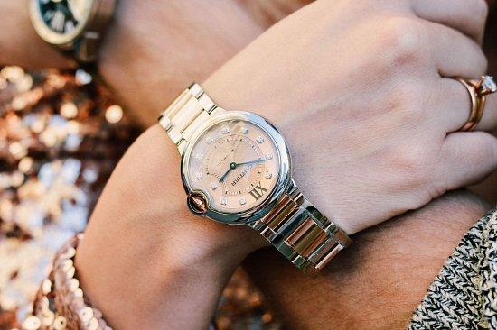 Женские наручные часы. Как правильно подобрать фото №21