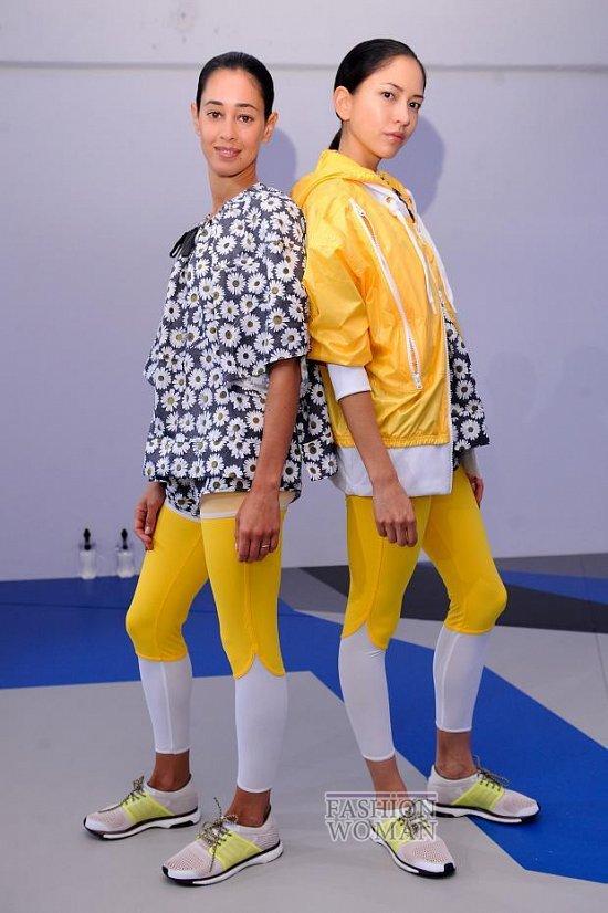 модная одежда для спорта