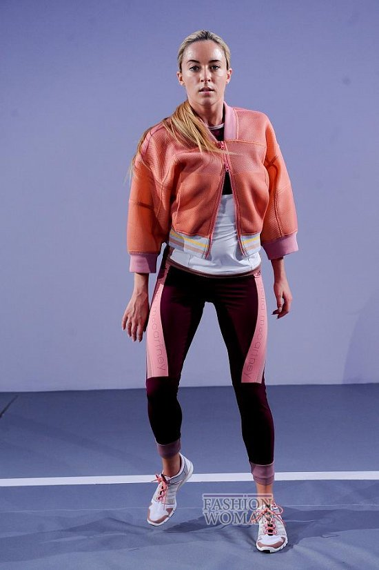 Женские спортивные костюмы 2014 фото №4