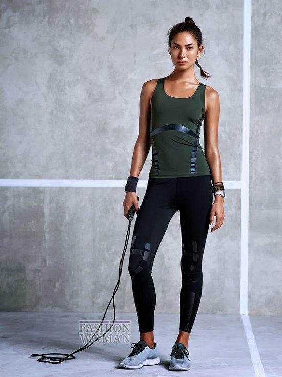 спортивная одежда H&M