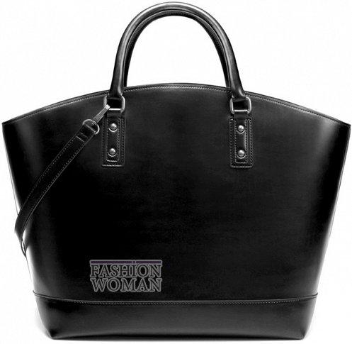 Женские сумки Zara осень-зима 2012-2013  фото №2