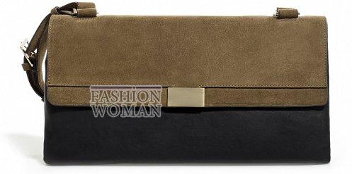Женские сумки Zara осень-зима 2012-2013  фото №11