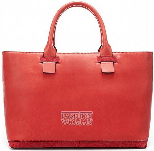Женские сумки Zara осень-зима 2012-2013  фото №12