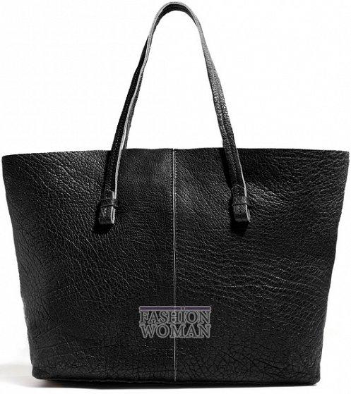 Женские сумки Zara осень-зима 2012-2013  фото №14