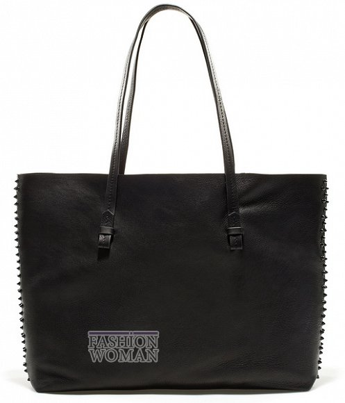 Женские сумки Zara осень-зима 2012-2013  фото №15