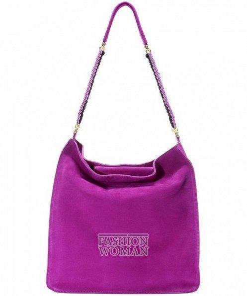 Женские сумки Zara осень-зима 2012-2013  фото №16