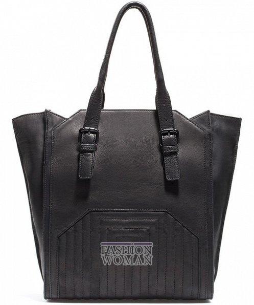 Женские сумки Zara осень-зима 2012-2013  фото №17