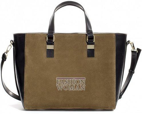 Женские сумки Zara осень-зима 2012-2013  фото №18
