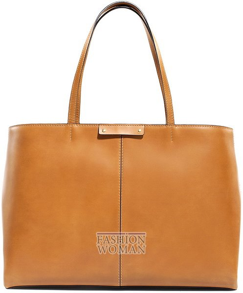 Женские сумки Zara осень-зима 2012-2013  фото №19