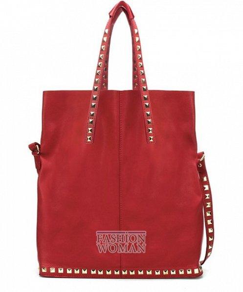 Женские сумки Zara осень-зима 2012-2013  фото №3