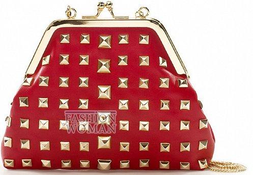 Женские сумки Zara осень-зима 2012-2013  фото №22