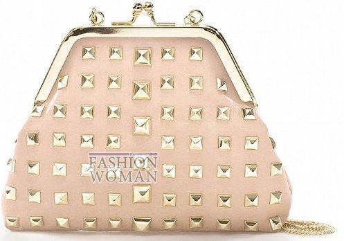 Женские сумки Zara осень-зима 2012-2013  фото №23