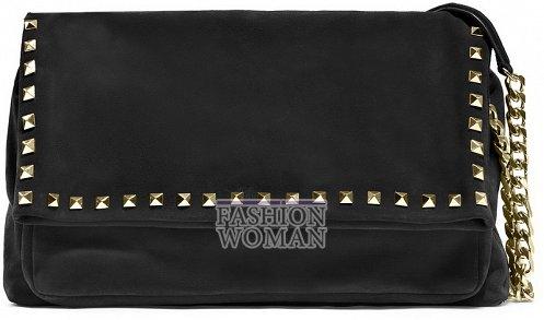 Женские сумки Zara осень-зима 2012-2013  фото №25