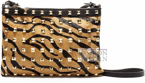 Женские сумки Zara осень-зима 2012-2013  фото №26