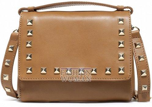 Женские сумки Zara осень-зима 2012-2013  фото №28