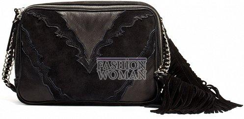 Женские сумки Zara осень-зима 2012-2013  фото №29